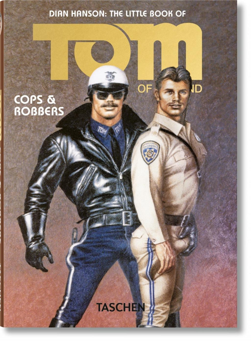 The Little Book of Tom of FinlandCops & Robbers