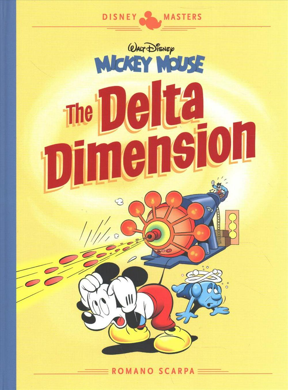 Disney Masters Collector's Box Set #1 (Vol. 1)  (Walt Disney's Mickey Mouse) by Romano Scarpa, ISBN: 9781683961512