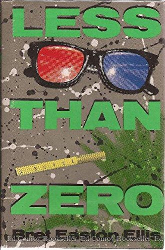 less than zero book review Detailed plot synopsis reviews of less than zero the narrator, clay, comes home to los angeles for christmas after having wasted his first year at a the review of this book prepared by winston lamb clay, the narrator, comes home from college for his christmas vacation he goes to parties, hangs out.