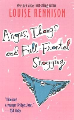 Angus, Thongs and Full-Frontal Snogging (rack): Confessions of Georgia Nicolson [Paperback] by Louise Rennison, ISBN: 9780060521844