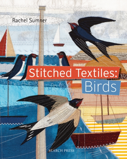 Stitched TextilesBirds