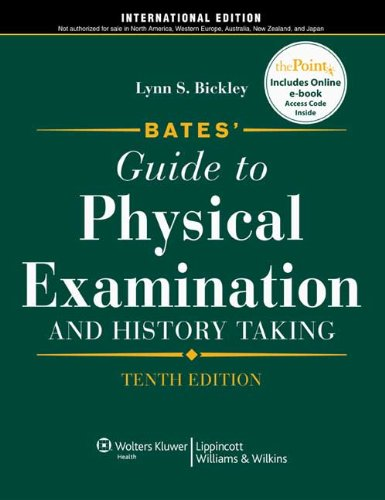 Bates' Guide to Physical Examination and History Taking