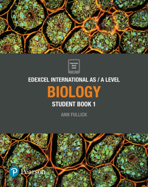Edexcel International AS Level Biology Student Book (Edexcel International GCSE)