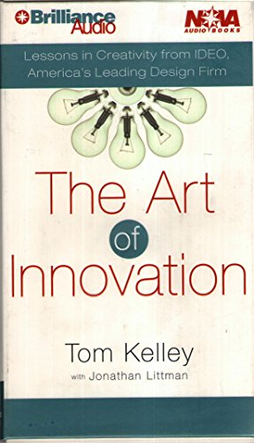 Title: The Art of Innovation Nova Audio Books by Unknown, ISBN: 9781567409215