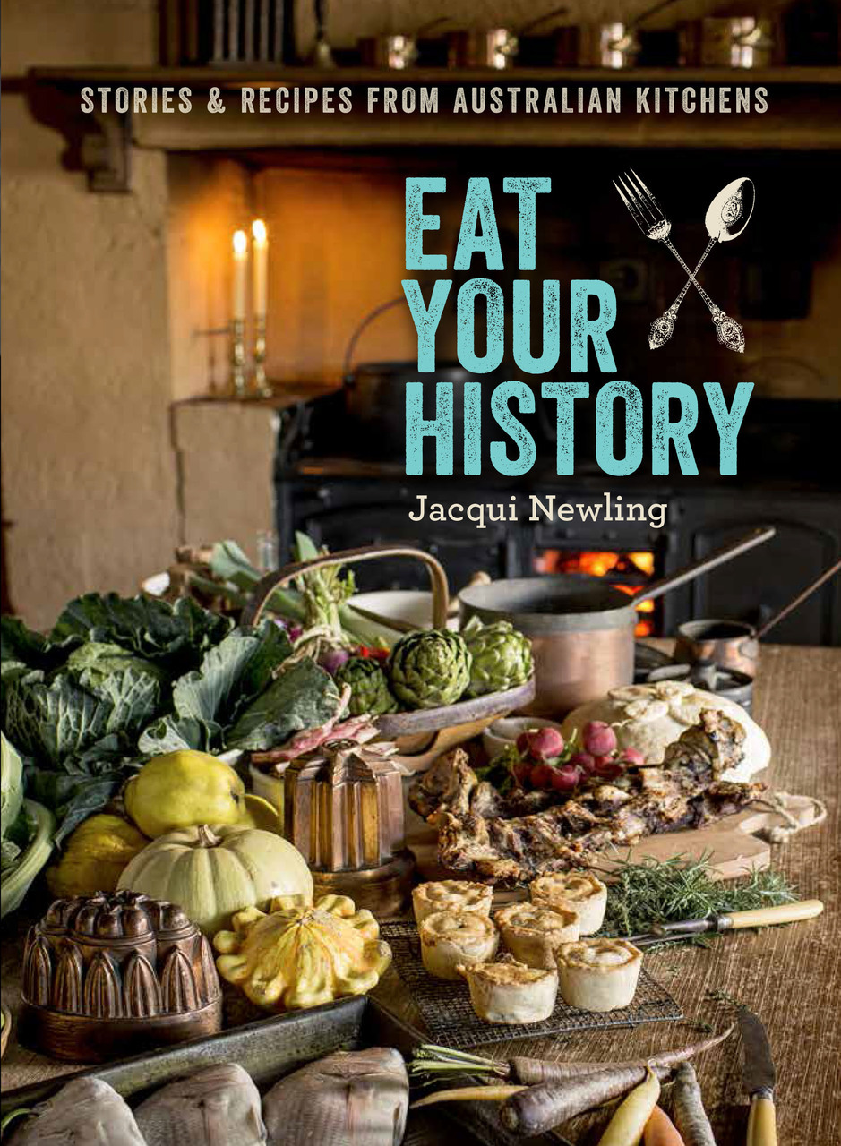 Cover Art for Eat Your History, ISBN: 9781742234687