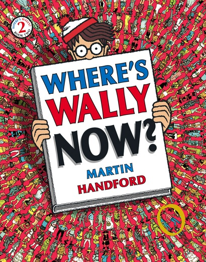 Where is Wally Now? by Martin Handford, ISBN: 9781406361186