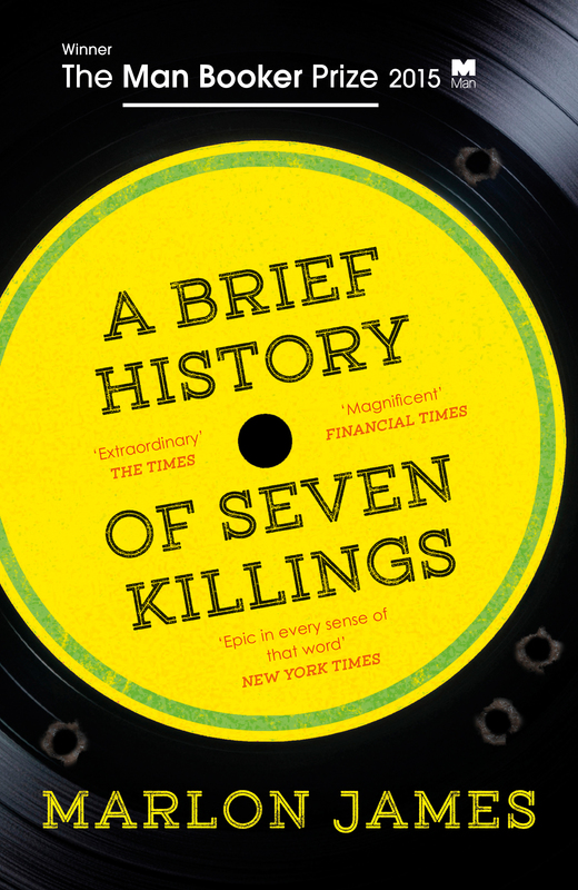 Cover Art for A Brief History of Seven Killings, ISBN: 9781780746357