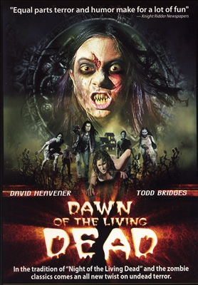 Dawn of the Living Dead by Hannover House, ISBN: 0761450656031