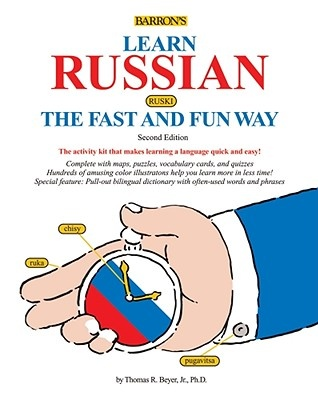 Learn Russian the Fast and Fun Way [With Dictionary]