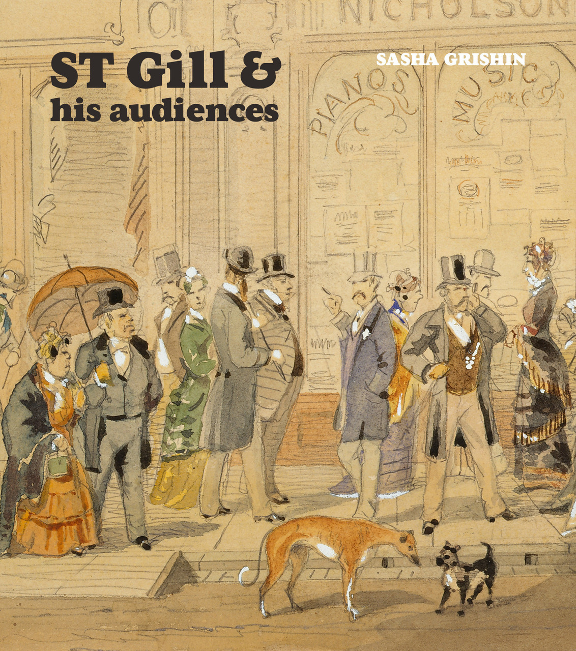 St Gill & His Audiences