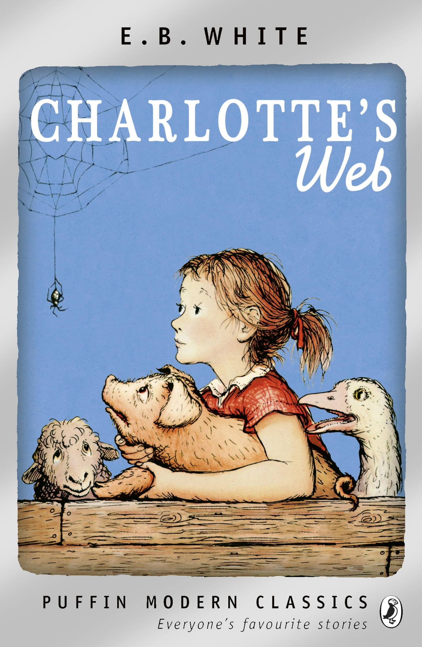 Charlotte's Web by E. B. White, ISBN: 9780141329680