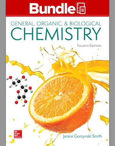 General, Organic and Biological Chemistry + Connect 2 Year Access Card