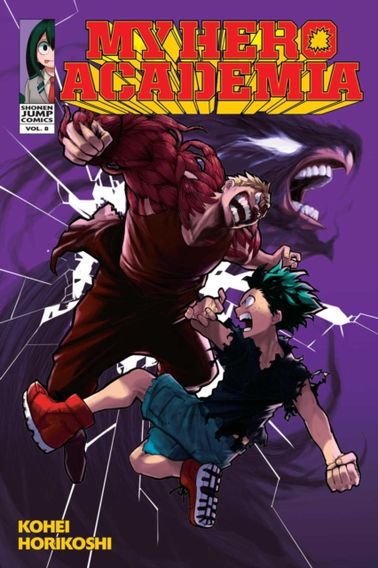 My Hero Academia, Vol. 9 by Kohei Horikoshi, ISBN: 9781421593401