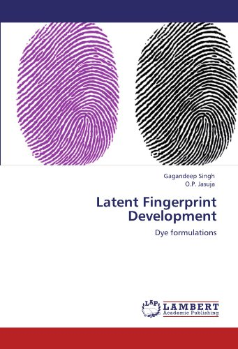 Latent Fingerprint Development by Gagandeep Singh, ISBN: 9783846588765