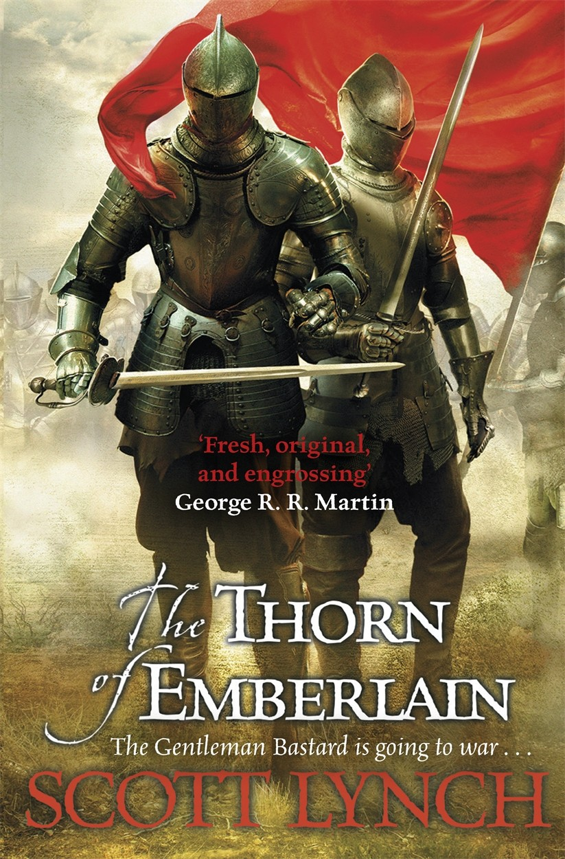 The Thorn of Emberlain (GOLLANCZ S.F.)