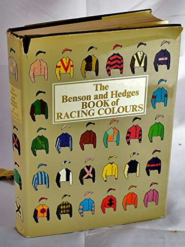 Benson & Hedges Book of Racing Colours