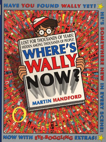 Where's Wally Now?: 10th Anniversary Special Edition