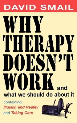 Why Therapy Isn't Working