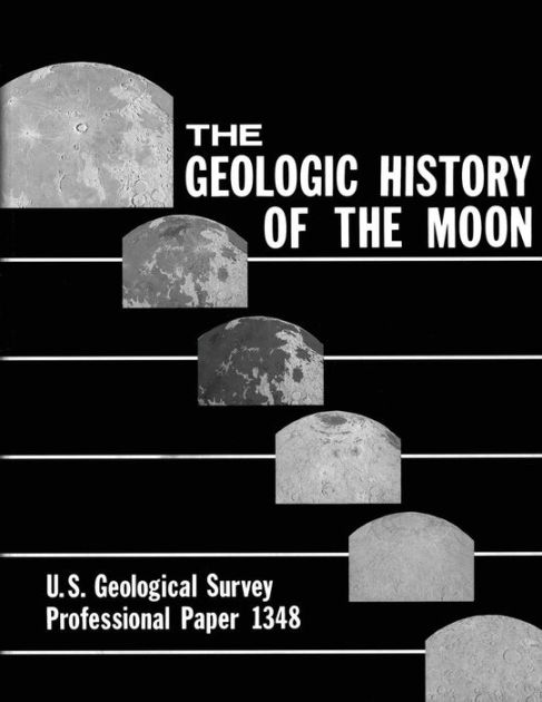 The Geologic History of the Moon