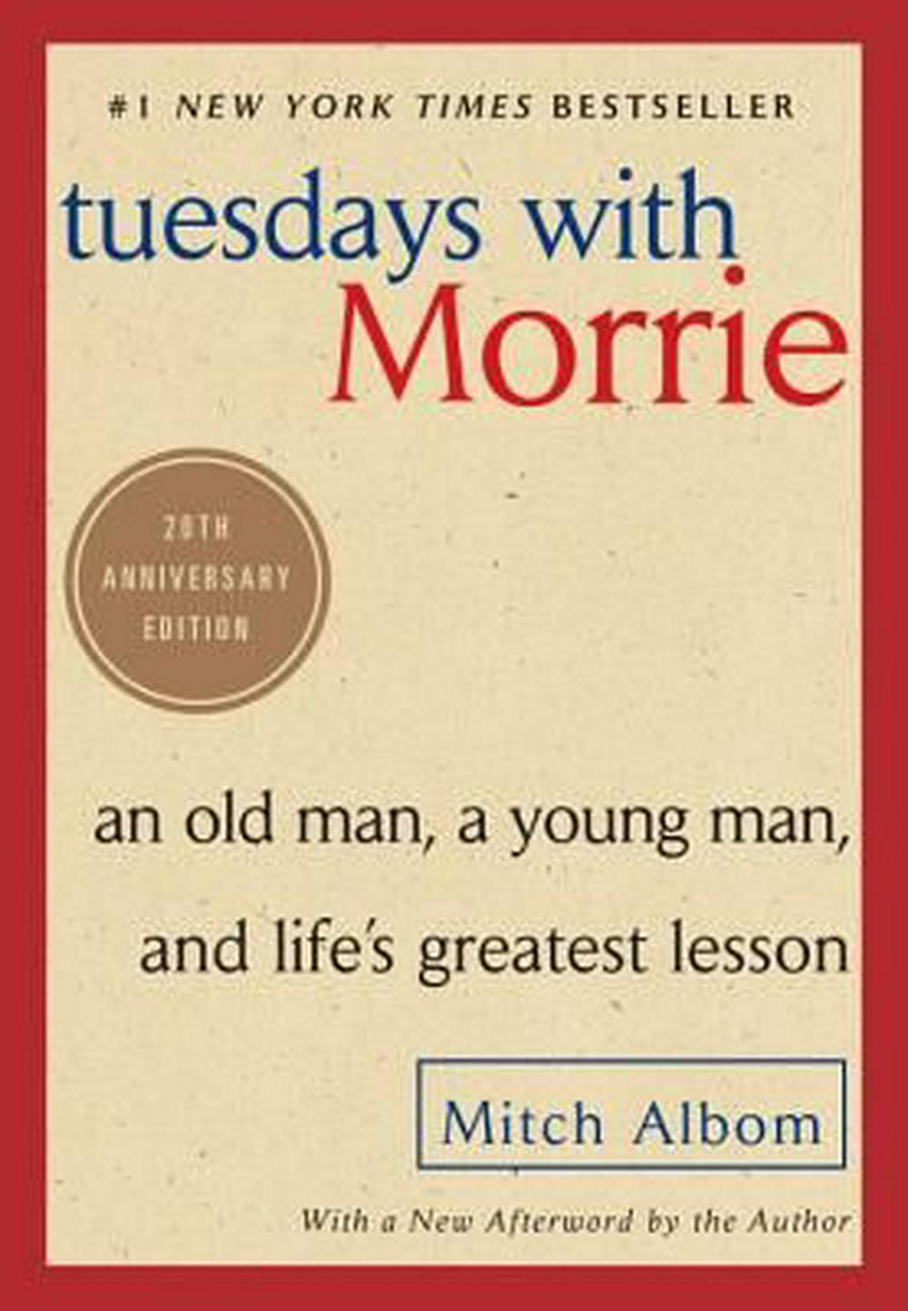 tuesdau with morrie Posts about sunday gospel reflection for the 30th sunday in ordinary time written by dr richard teo ended his talk with a quote from the book tuesdays with morrie.