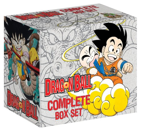 Dragon Ball Complete Box Set, Volumes 1-16