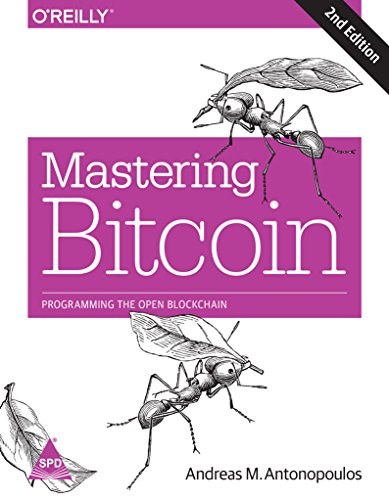 Booko Comparing Prices For Mastering Bitcoin Programming The Open
