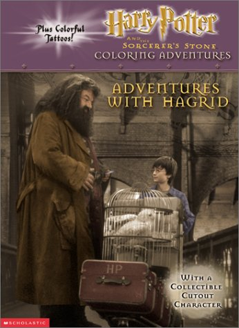 Harry Potter Colour#5:Advent by J. K. Rowling, ISBN: 9780439286206