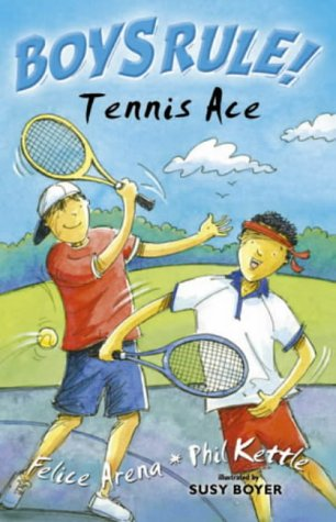 Tennis Ace (Boy's Rule!)