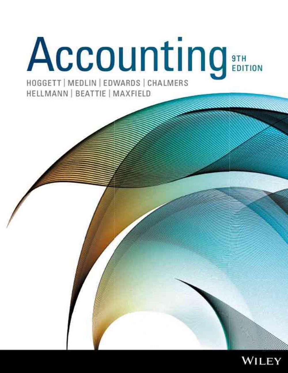 ACCOUNTING - 9TH EDITION