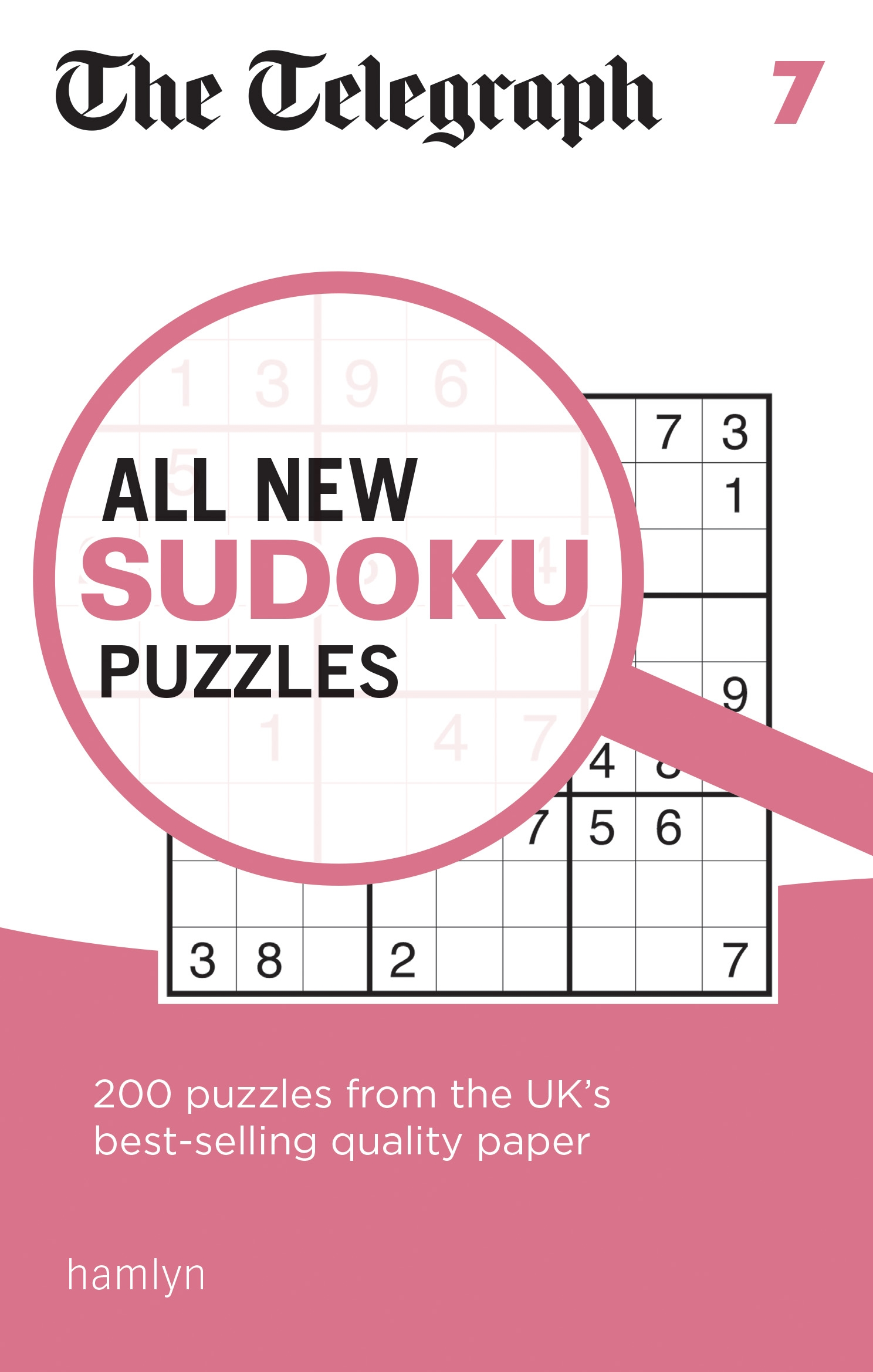 The Telegraph All New Sudoku Puzzles 7The Telegraph Puzzle Books