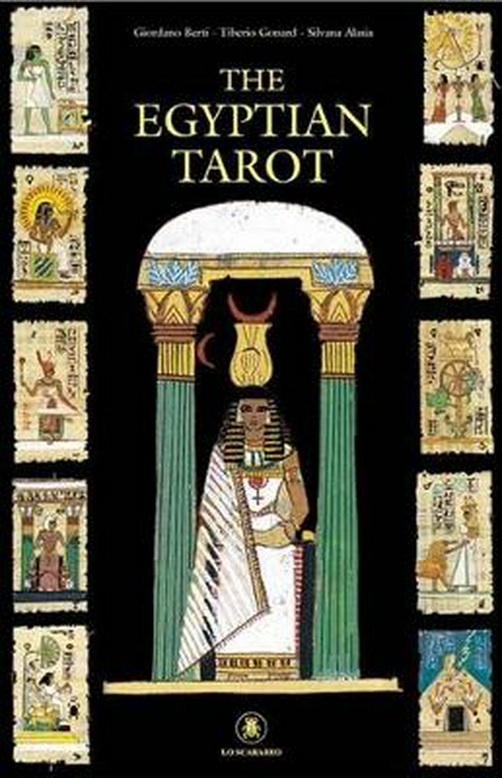 The Egyptian Tarot Cards Kit