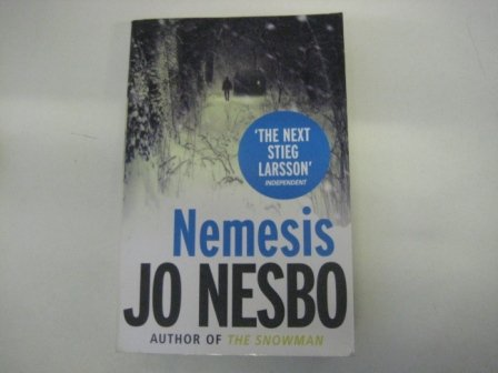 Nemesis LP by Jo Nesbo, ISBN: 9780061719851