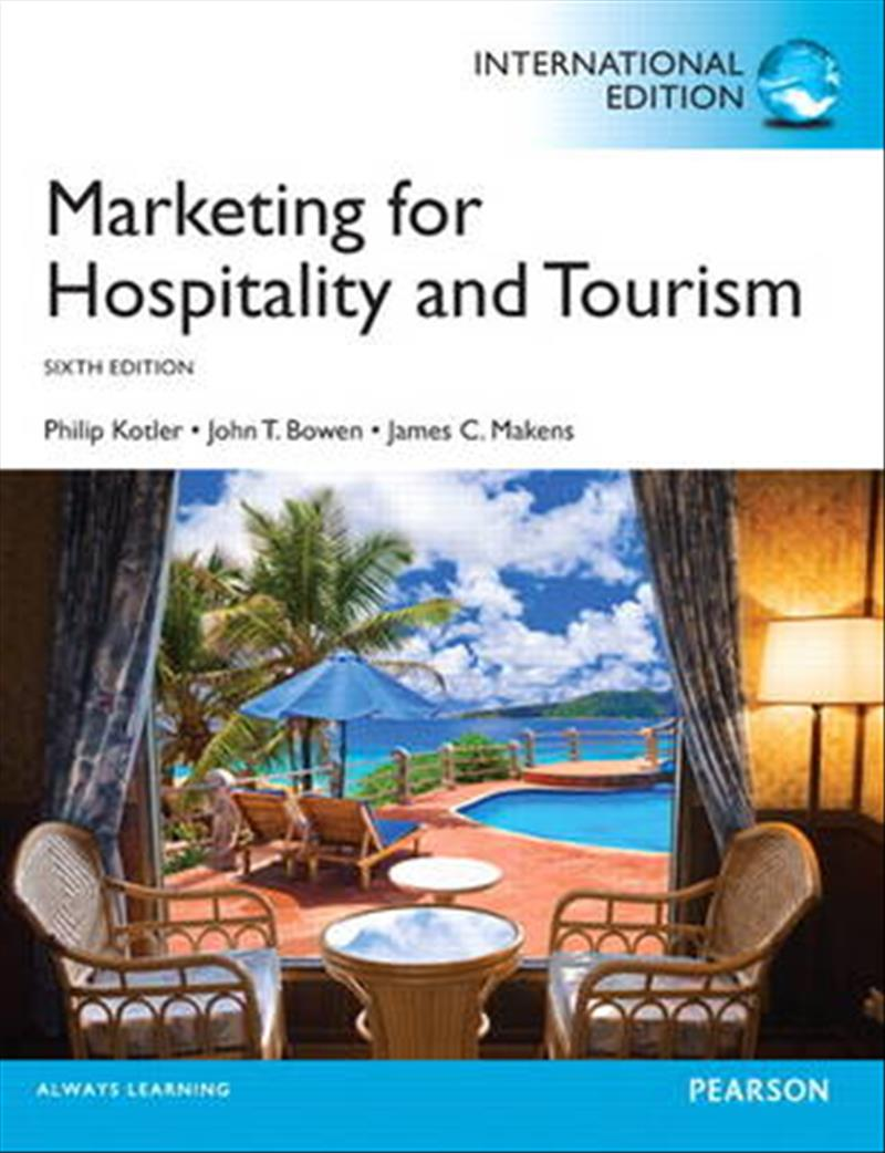 marketing for hospitality and tourism 6th edition