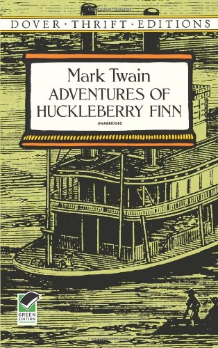 mark twain the adventures of huckleberry