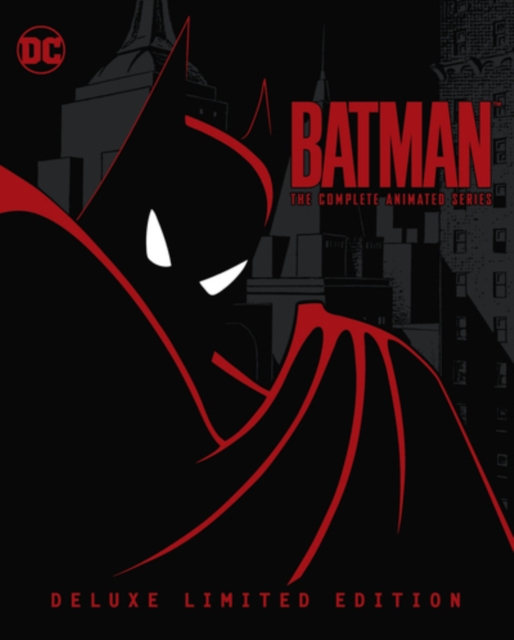Batman: The Animated Series [Blu-ray] [1992] by Unknown, ISBN: 5051892217583