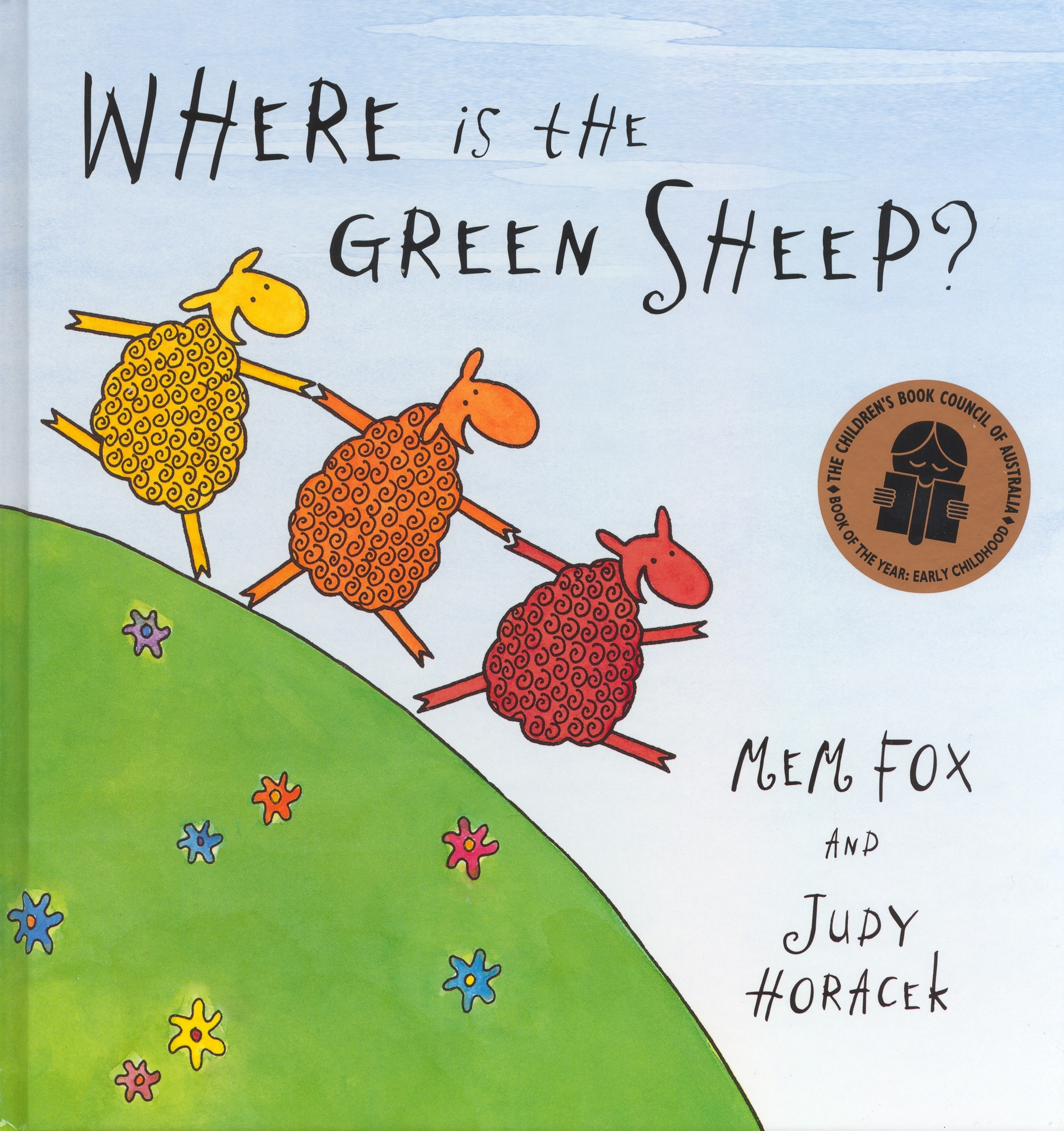 Where is the Green Sheep? by Mem Fox, ISBN: 9780670041497