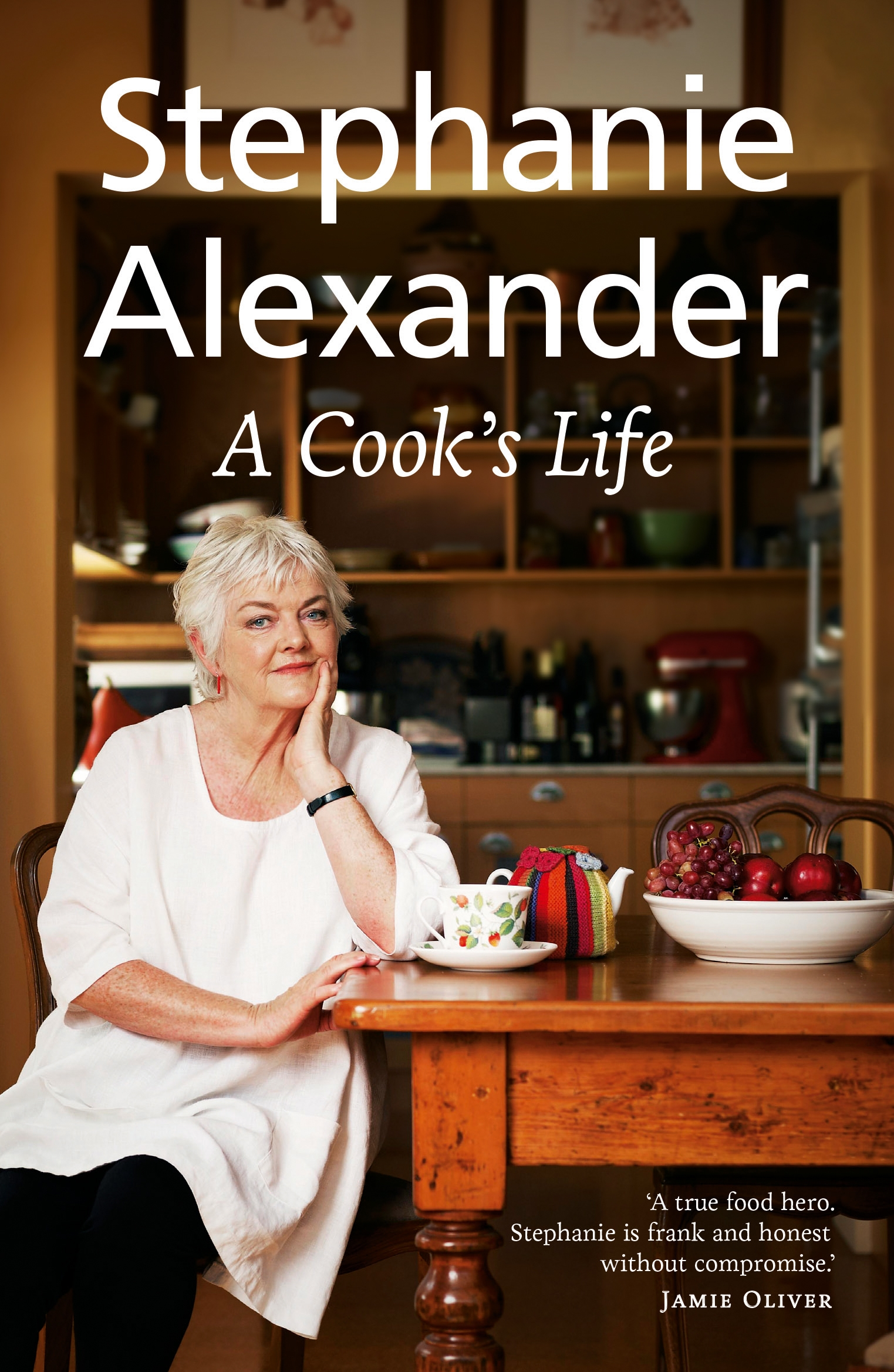 A Cook's Life by Stephanie Alexander, ISBN: 9781921384509