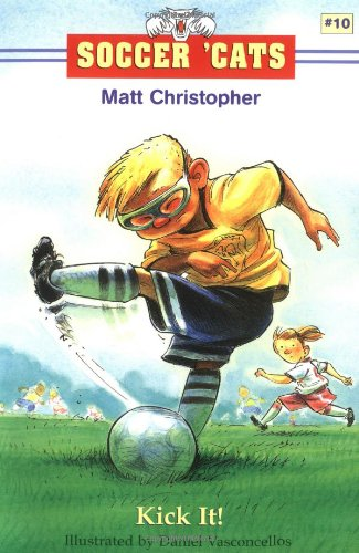 soccer halfback essay book report matt christopher The book soccer halfback, by matt christopher, is about a kid named jabber all his life jabber had played football because his dad had played on the notre dame team, but one day he decided to try out for soccer.