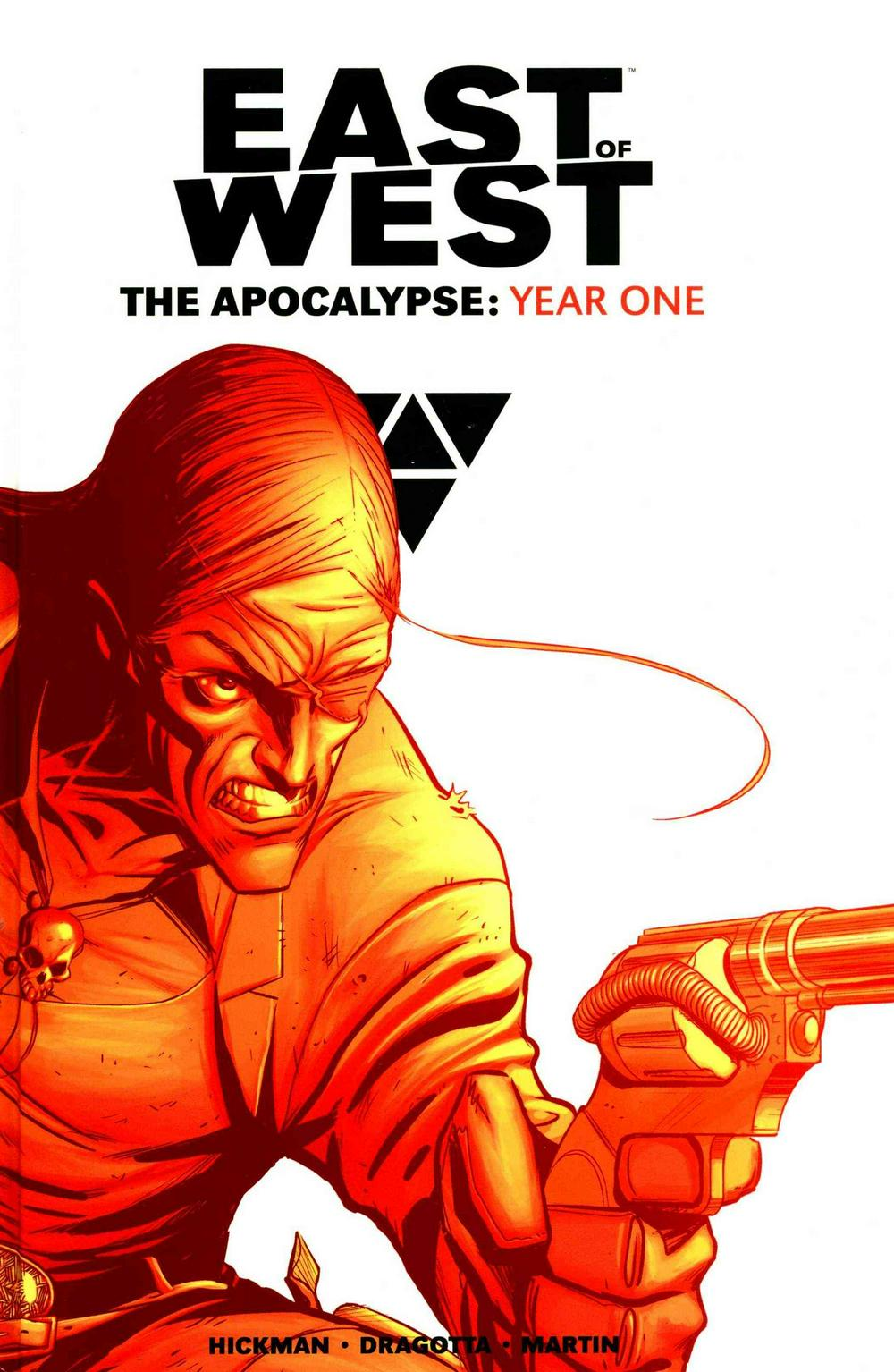 East of West the ApocalypseYear One by Jonathan Hickman,Nick Dragotta, ISBN: 9781632154309