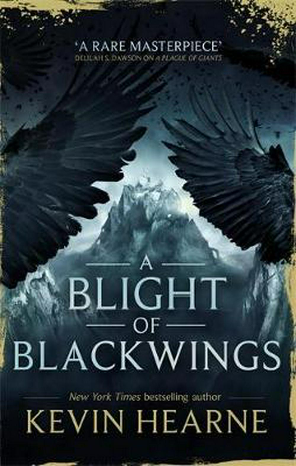 A Blight of Blackwings (Seven Kennings)