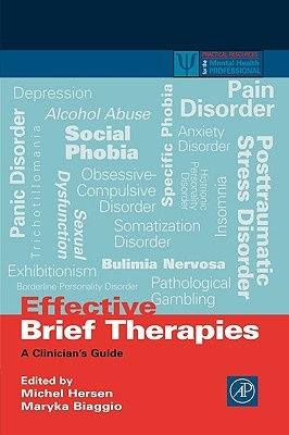 Effective Brief Therapies: A Clinician's Guide (Practical Resources for the Mental Health Professional)