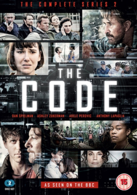 The Code: Series 2 [DVD] by Unknown, ISBN: 5027035013480