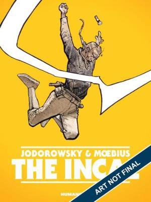 The Incal: Oversized Deluxe