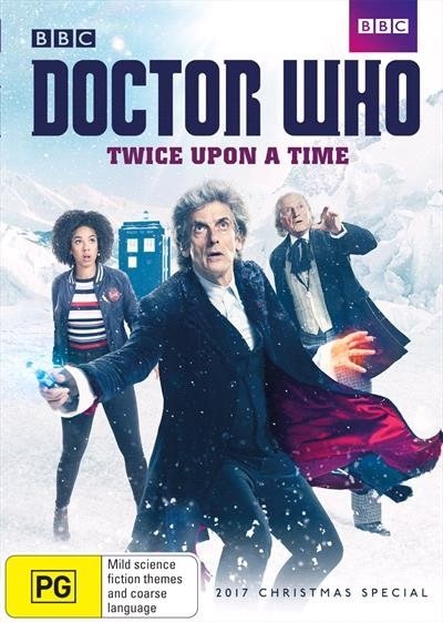 Doctor WhoTwice Upon a Time (2017 Christmas Special)