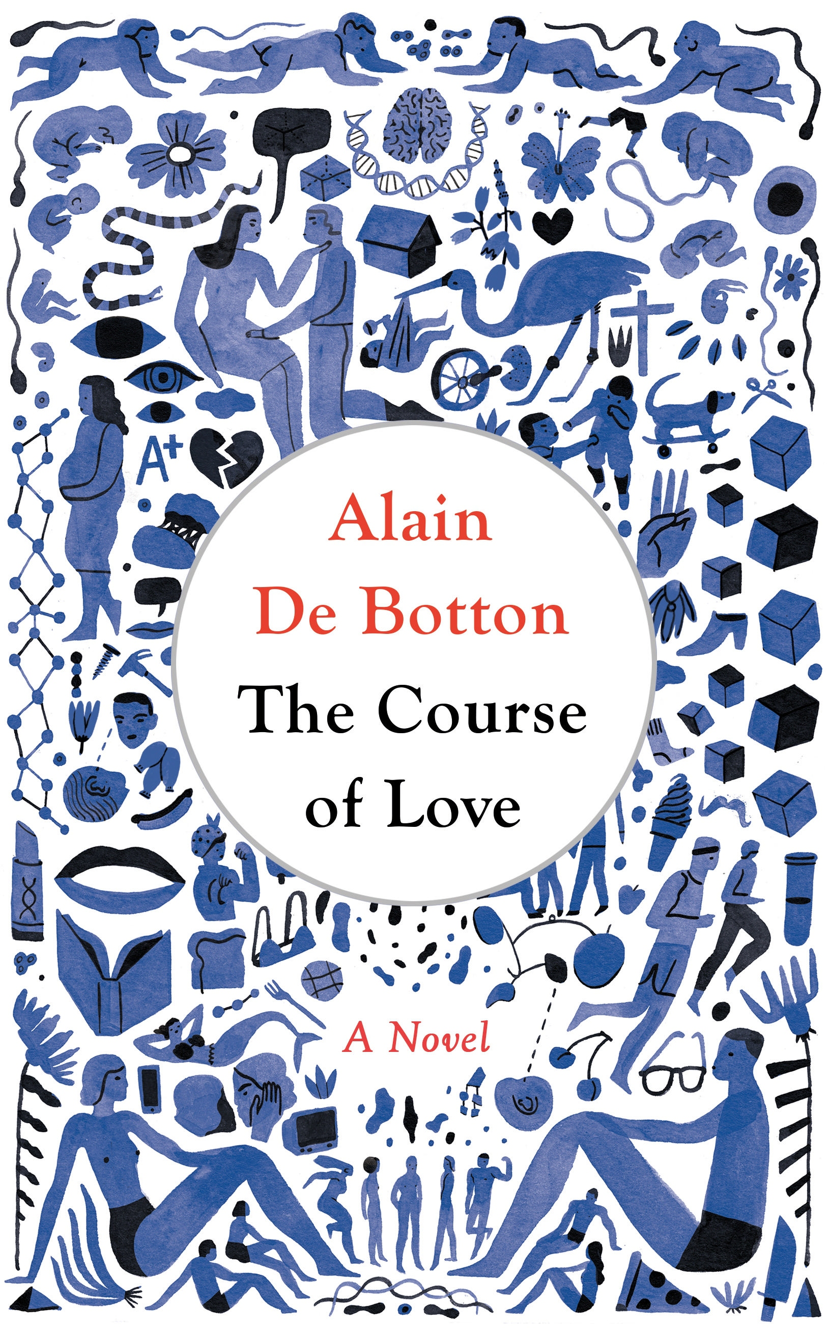 The Course of Love by Alain de Botton, ISBN: 9780241145470