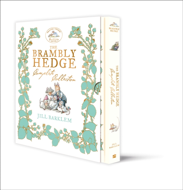 The Brambly Hedge Complete Collection by Jill Barklem, ISBN: 9780008147815