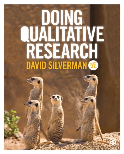 Doing Qualitative Research by David Silverman, ISBN: 9781526441614