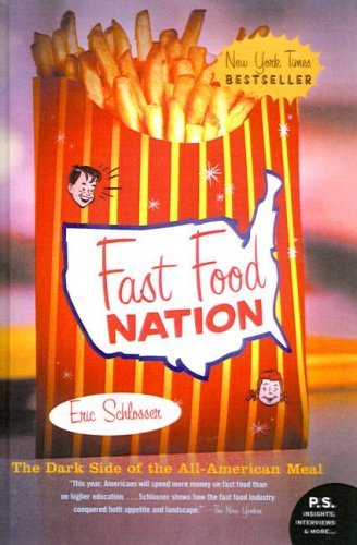 dark side of fast food Houghton mifflin's press release for fast food as the national magazine award–winning journalist eric schlosser details in fast food nation: the dark side.