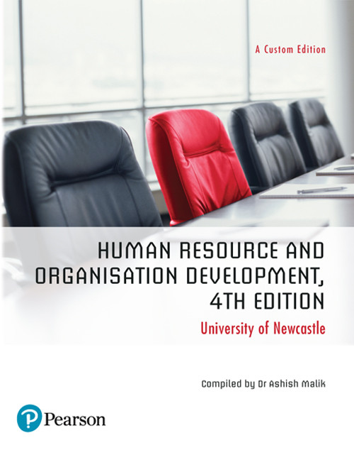 Human Resource and Organisation Development Custom Edition