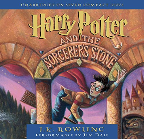 Title: Harry Potter and the Sorcerers Stone Book 1 Audio